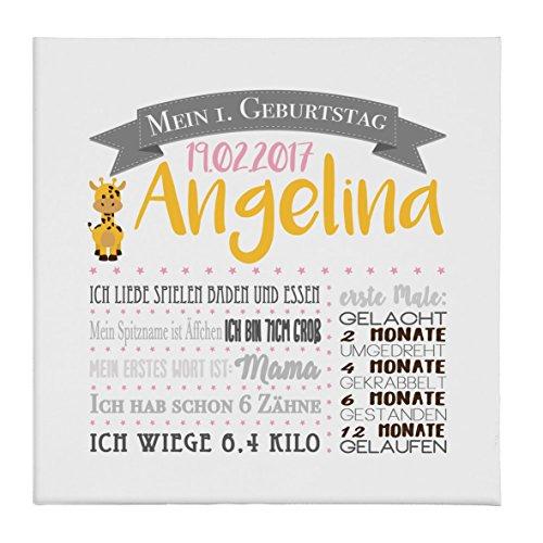 first-birthday-tafel-erster-geburtstag-erinnerung-angelina