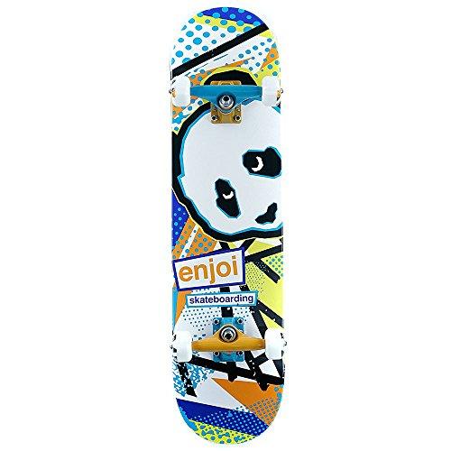 Preisvergleich Produktbild Enjoi Skateboards 1985genannt Premium Factory komplett Skateboard 19,7cm