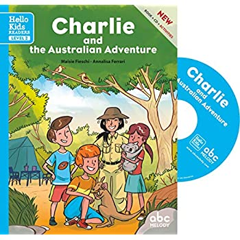 Charlie and the Australian adventure (1CD audio)