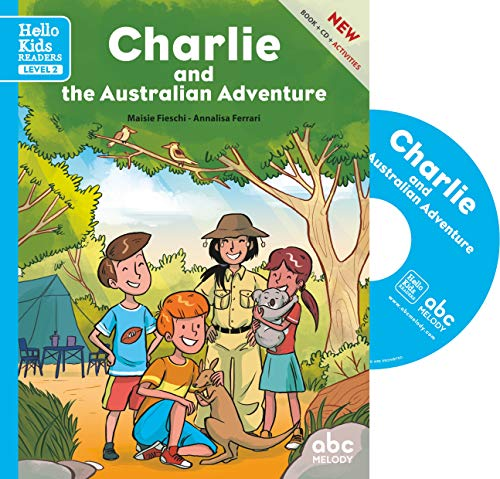 Charlie and the Australian adventure (1CD audio)
