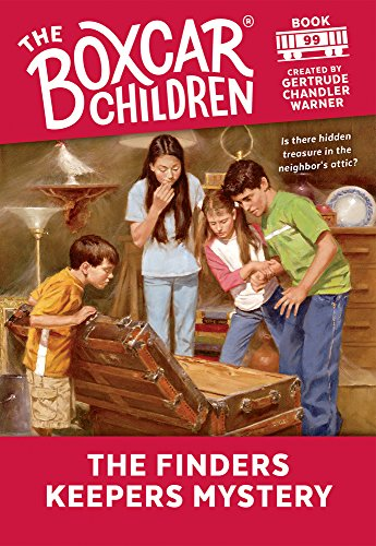 The Finders Keepers Mystery (Boxcar Children Mysteries, Band 99)