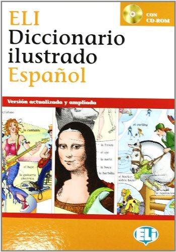 Eli Picture Dictionary & CD-Rom: Diccionario Ilustrado + CD-Rom (Spanish Edition) by Joy Olivier (2007-09-25)