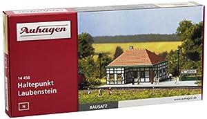 Auhagen - Edificio ferroviario de modelismo ferroviario (14456)