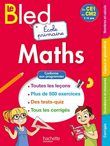 Bled cole primaire Maths