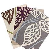 Triton Leaf - floral bedruckter Webstoff in - 2