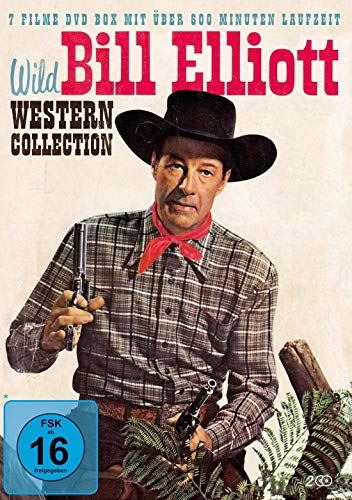 Wild Bill Elliott Western Collection [2 DVDs]