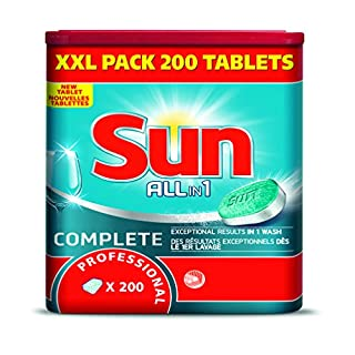 Sun Professional All in One Tabs (200-er Pack)