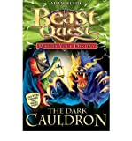 BY Blade, Adam ( Author ) [ THE DARK CAULDRON [WITH COLLECTOR CARDS] (BEAST QUEST (UNNUMBERED)) ] Aug-2014 [ Paperback ]