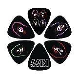 Kiss Rock Portraits Plettro di chitarra ufficiale