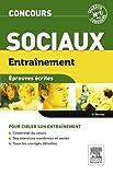 Image de Entraînement Concours sociaux. Epreuves écrites: ASS.ES.EJE