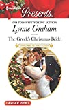 The Greek's Christmas Bride (Harlequin Presents Large Print)