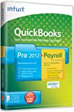 QuickBooks Pro 2012, 1 User + Payroll, 1 Year Subscription (PC)