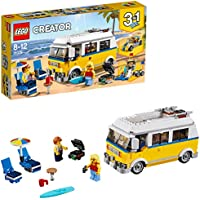LEGO Creator Lego Furgoneta de playa, única (31079)