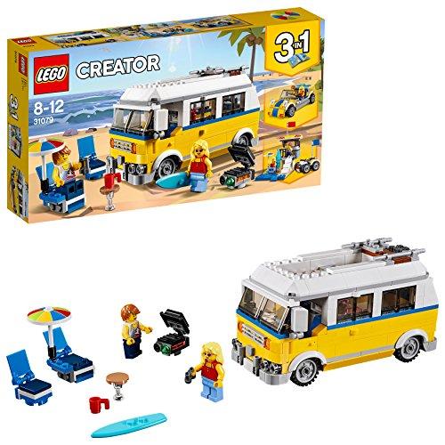 LEGO 31079 Creator Sunshine Surfer Van Best Price and Cheapest