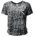 Key Largo Damen T-Shirt, Memory (M/38, Anthra)