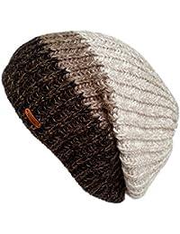 cd95fd6df83 LETHMIK Unique Winter Skull Beanie Mix Knit Slouchy Hat Ski Cap for Men    Women