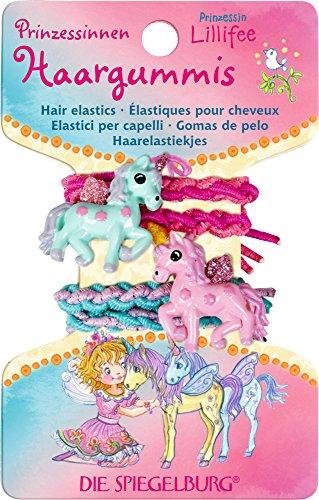 Preisvergleich Produktbild Spiegelburg 13445 Prinzessinnen-Haargummis Prinzessin Lillifee