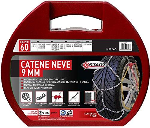 START-Catene-Neve-Start-9-Millimetri-Gruppo-60-Manutenzione-Ed-Emergenza-Auto