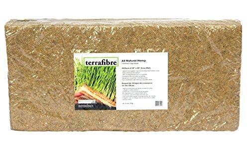 Terrafibre Hanf Grow Mats (10, 10