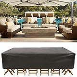 Schutzhülle Furniture Sofa, Essort Garten Möbel Terrasse Abdeckung, Wasserdicht, Premium...