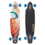 Sector 9 Longboard Horizon Complete, Red, One Size, SS156