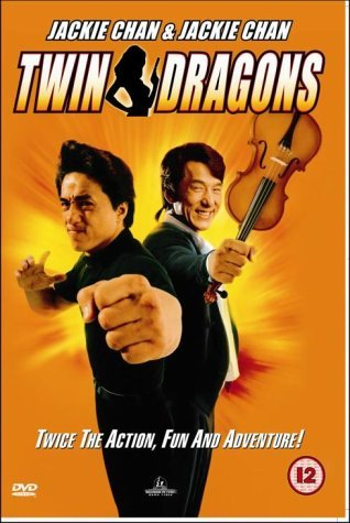 Twin Dragons [DVD] [1999] by Jackie Chan