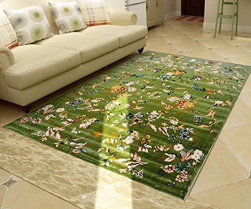Rutschfeste Teppiche Rutschfeste Teppichbodenmatte Amerikanischer Stil Zeitgenössisches Modernes Sofa Coffeetable des Wohnzimmers Arbeitszimmer Schlafzimmer vor Dem Bett Kurzes Haar Teppichboden für - Zeitgenössische-sofa-bett