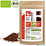 NATÜRLICH TEE - BIO ROOIBOS TEE VANILLE NATUR / Natürlich Aromatiserter Koffeinfreier Biotee, Rotbusch, Reubusch, Caffeine Free South African Flavored Tea Organic - 100G