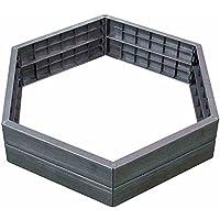 Garantia 645100 ERGO Hochbeet-System Ø110 cm x H25 cm