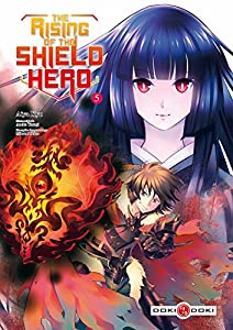 The Rising of the Shield Hero Edition simple Tome 5