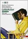 Letterautori. Ediz. verde. Per le Scuole superiori. Con espansione online: 1