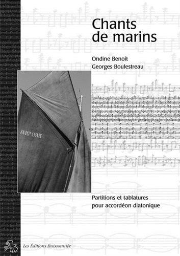 Chants de marins - accordéon diatonique