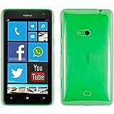 kwmobile Hülle für Nokia Lumia 625 - Crystal Case Handy Schutzhülle Kunststoff - Backcover Cover klar Transparent