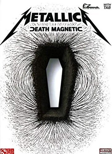 Metallica: Death Magnetic (Easy Guitar). For Chitarra, Tablatura di Chitarra, Tablatura facile di Chitarra