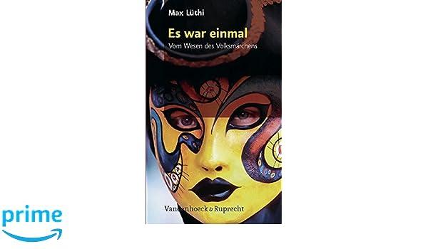 Gebundene Ausgabe Es war einmal von Max Lüthi günstig kaufen