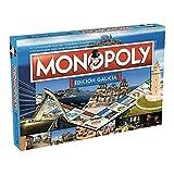 Monopoly Edición Galicia, 40 x 27 cm, Multicolor (Winning Moves 10223)