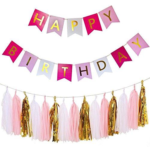 ailiebhaus-compleanno-pavese-bandiera-ghirlande-golden-pack-con-fiocchi-di-carta-per-le-decorazioni-