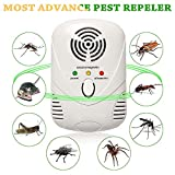#9: Kacool Rodent Repellent, Ultrasonic And Electromagnetic Dual Frequency Pest Control Device,White