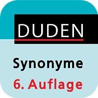 Duden – Das Synonymwörterbuch, 6. Auflage