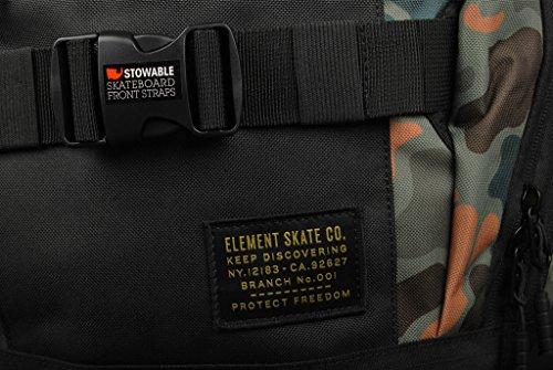 Element Mohave Rucksack CAMO BLACK