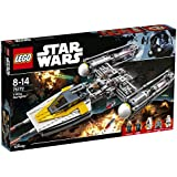 LEGO - 75172 - Star Wars - Jeu de Construction - Y-Wing Starfighter
