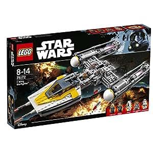 LEGO Star Wars 75172 - Set Costruzioni Y Wing Starfighter