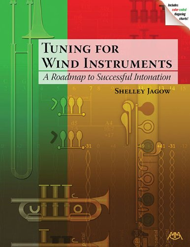 Tuning for Wind Instruments: A Roadmap to Successful Intonation (Meredith Music Resource) por Shelley Jagow