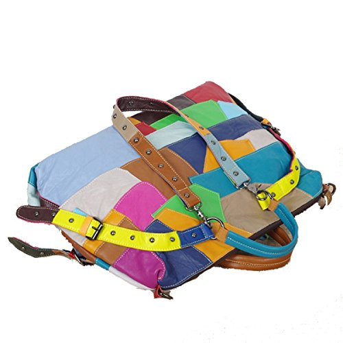 Creativo Lady Messenger Bag Multi-color Multi