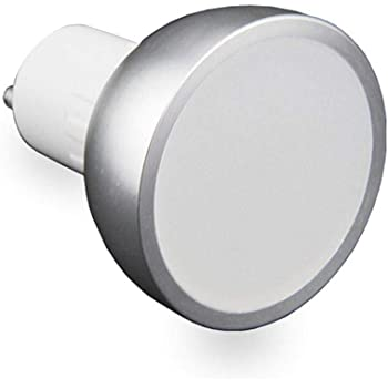 Dedeka Bombilla LED Foco GU10 Colores, Bombilla de luz Inteligente LED WiFi Regulable, Control de Voz de Control Remoto de App y Trabajos Alexa, ...