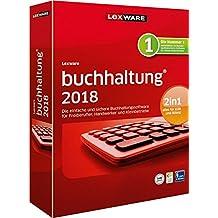 Lexware buchhaltung 2018 basis-Version Minibox (Jahreslizenz) / Einfache Buchhaltungs-Software für Freiberufler, Handwerker, Kleinunternehmen & Vereine / Kompatibel mit Windows 7 oder aktueller