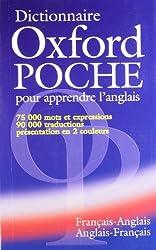 Dictionnaire Oxford Poche pour apprendre l'anglais (français-anglais / anglais-français): Francais-Anglais/Anglais-Francais