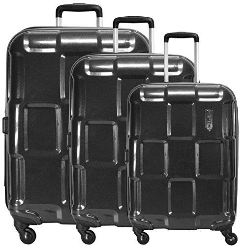 Epic Crate ex 4-Rollen-Trolley Set 3-tlg.