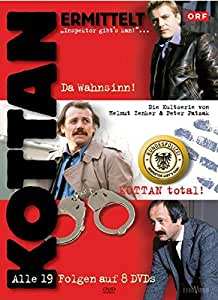 Kottan ermittelt: Die komplette Serie (Box-Set) [8 DVDs]