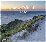 Geliebtes Sylt 2020 - DuMont Wandkalender - mit den wichtigsten Feiertagen - Format 38,0 x 35,5 cm